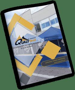 Carpas personalizadas de Qualytent