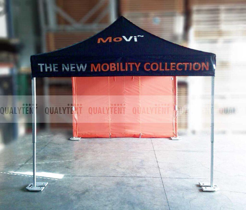 Carpa personalizada para Movi de 3x3m Premium