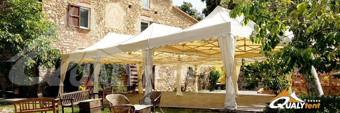 Carpas Exclusive elegantes de Qualytent