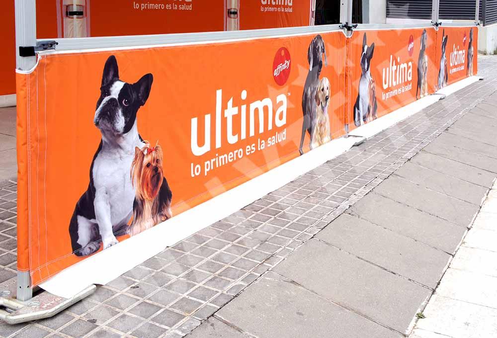 Carpas personalizadas para Affinity Ultima