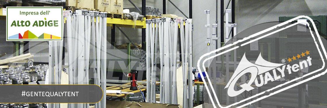 Carpas plegables de fabricación europea