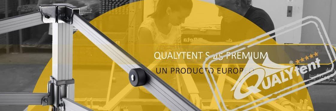 Tiendas plegables de calidad Qualytent