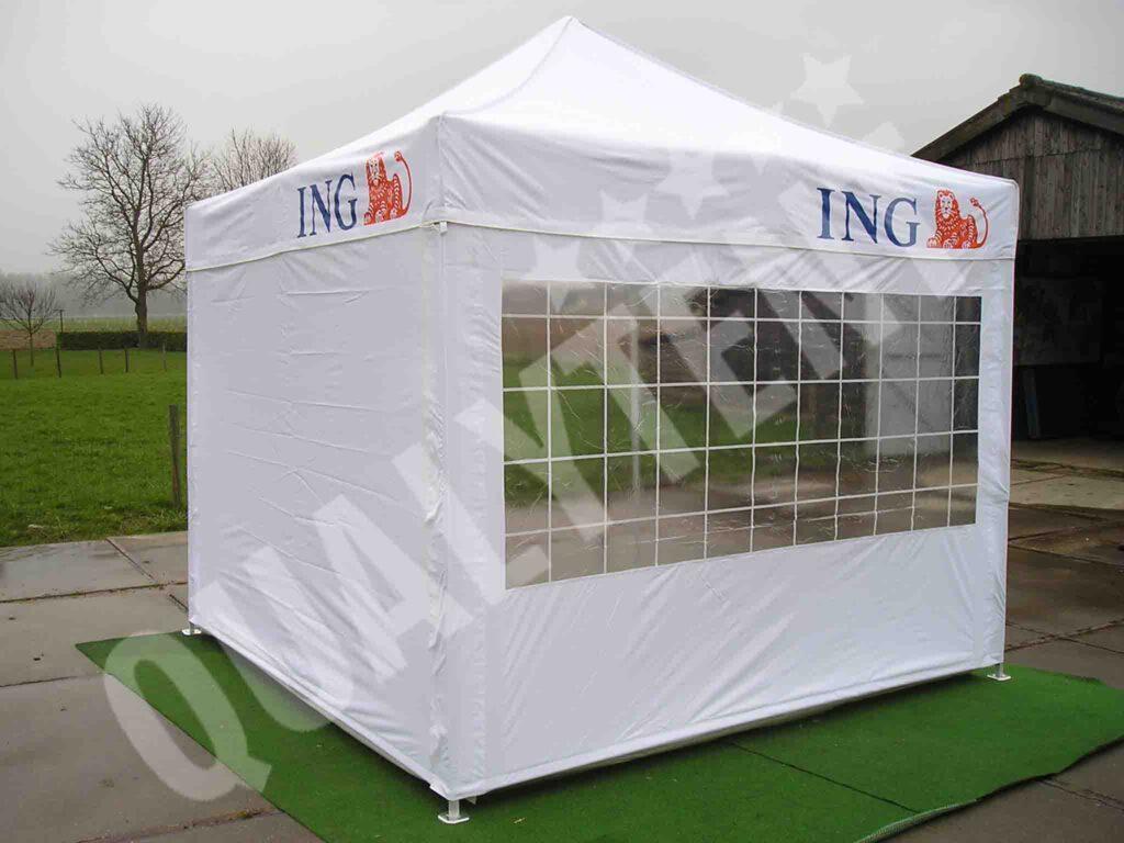 Carpa personalizada para ING