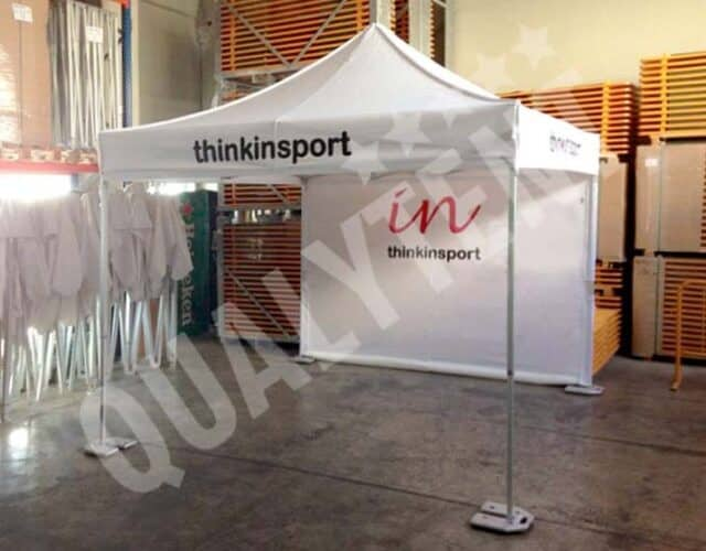 Carpas plegables Thinkinsport de 3x3m