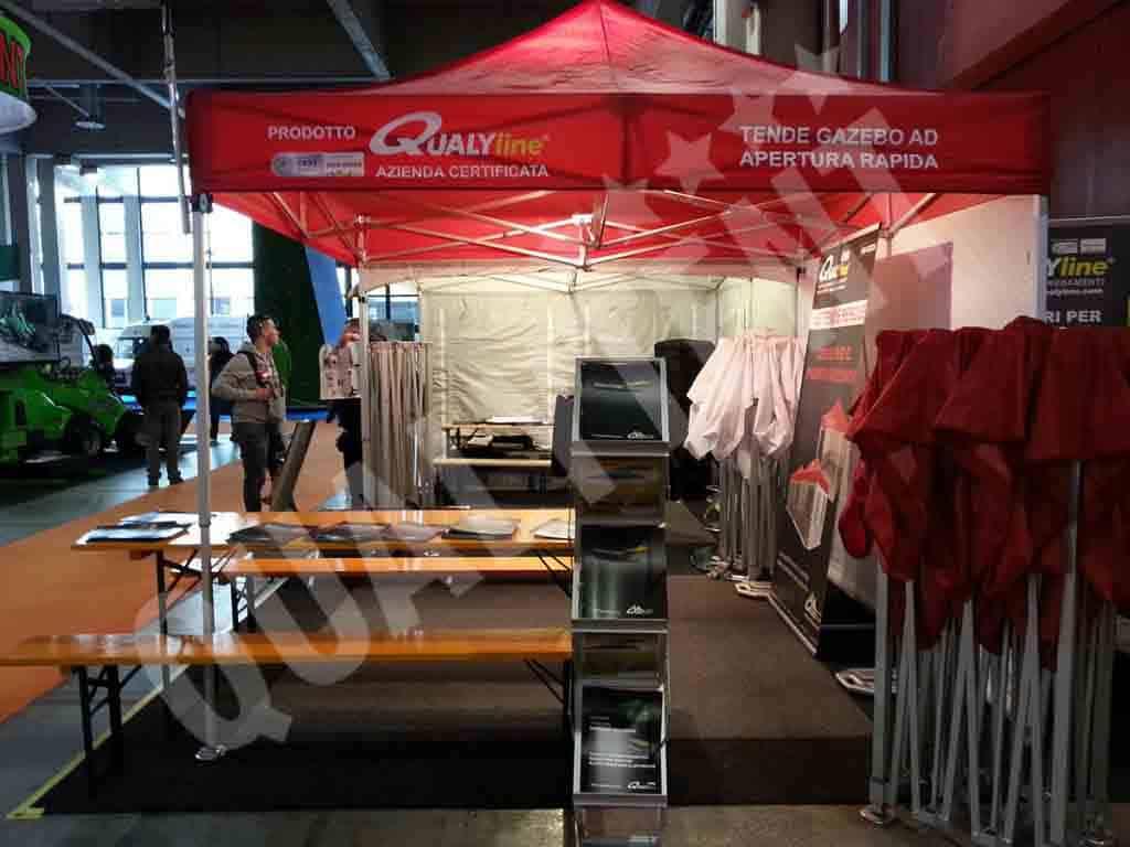 Fabricantes europeos de carpas plegables de calidad