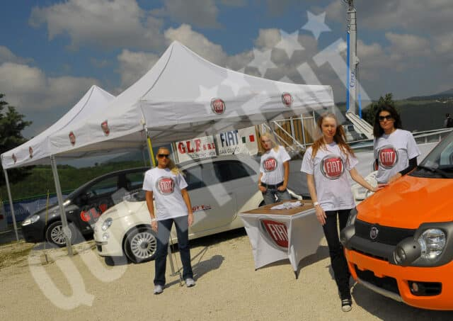 Carpas personalizadas Fiat