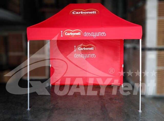 Carpa plegable Premium de 2x3m