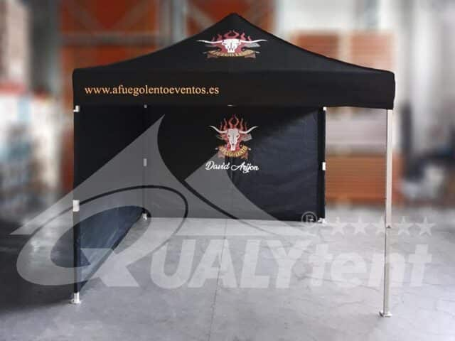 Carpa plegable de 3x3m
