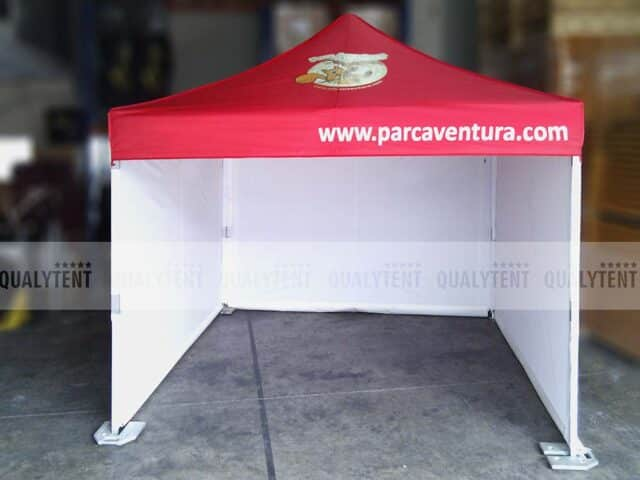 Carpas plegable de 3x3