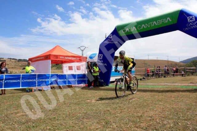 Carpas plegables para pruebas ciclistas