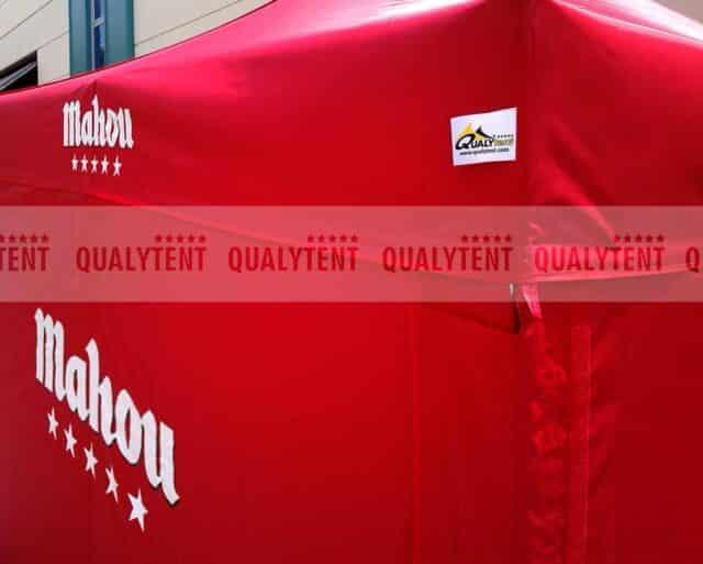 Carpas de 3x3m personalizadas Qualytent